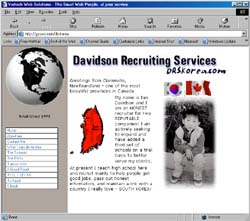 Ian Davidson Recruiting Services